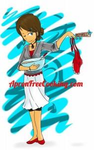 Apron Free Cooking Logo