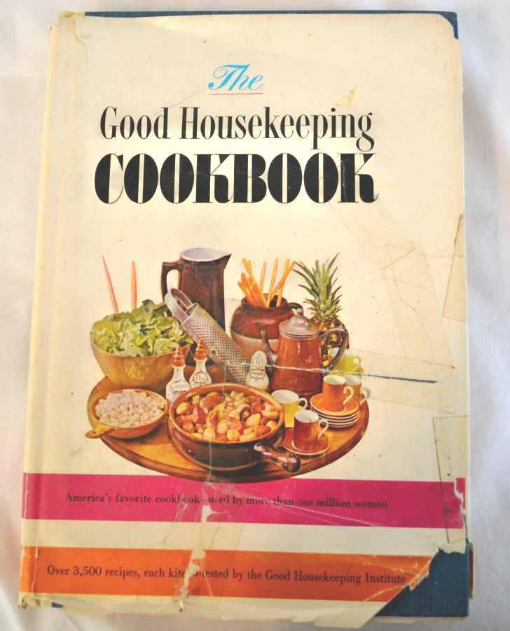 Good Housekeeping: 1963 Good Housekeeping Cookbook