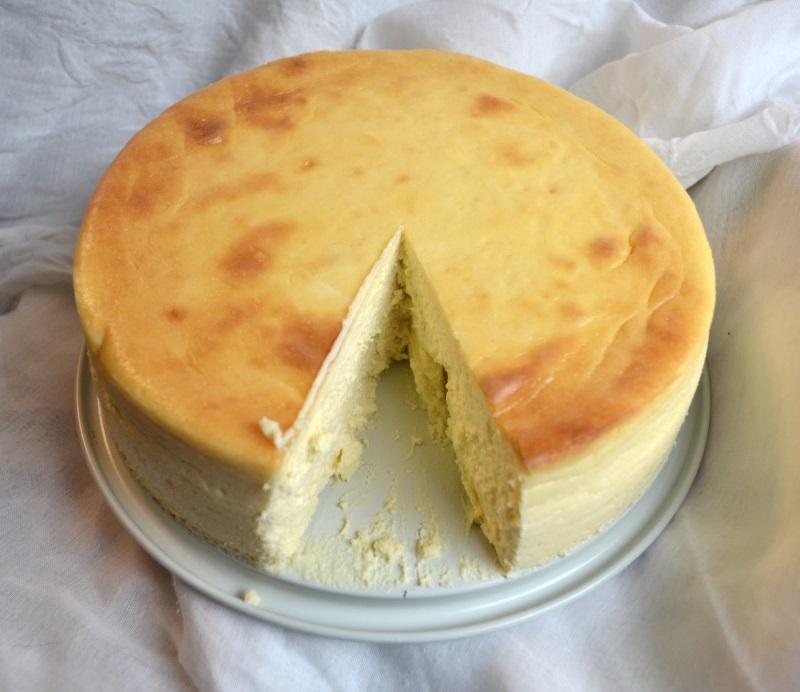 How To Make An Easy Homemade Cheese Cake Com