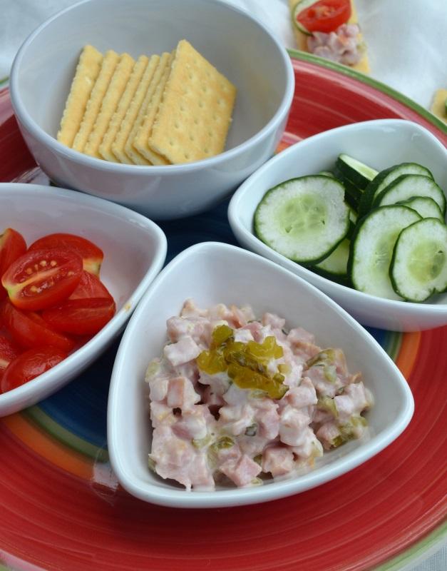 Ham Salad Sandwich Spread from www.ApronFreeCooking.com