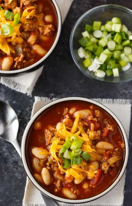 Insta Pot Keto Chili Recipes